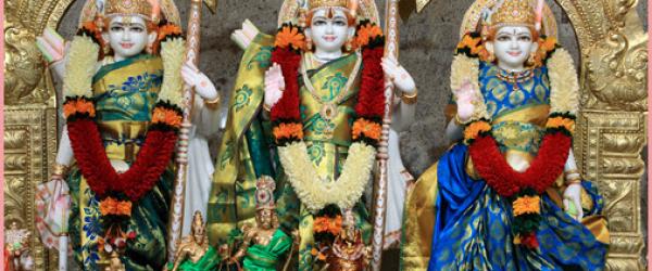 Sri Rama Navami - Saturday Apr. 24th