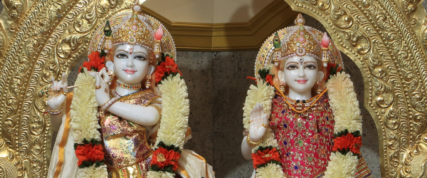 Radha Krishna Abhishekam - Sat., Jan. 19th 10:00 AM